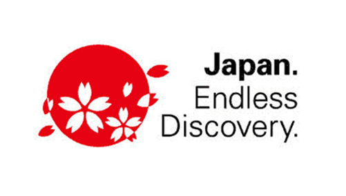 Japan Endless Discovery. ロゴ