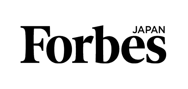 Forbes Japan ロゴ
